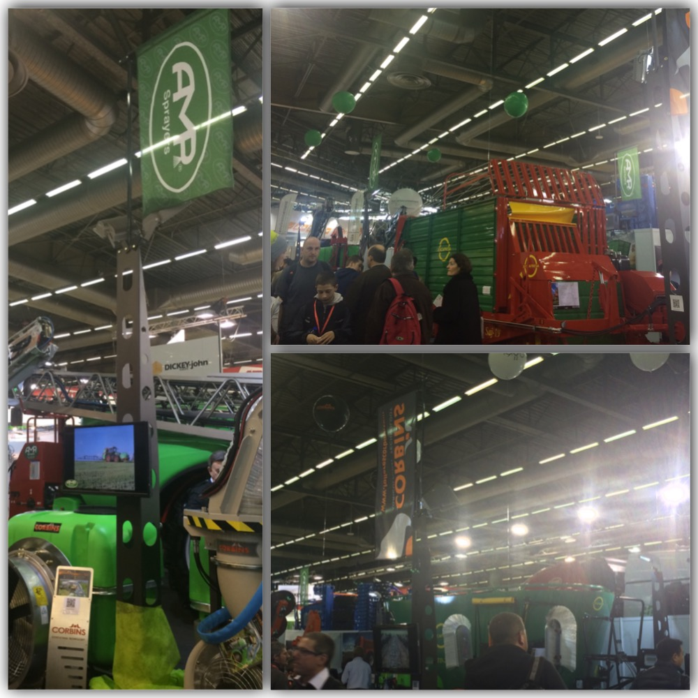 From 22nd to 26th February 2015 – Participation in SIMA Fair – Paris